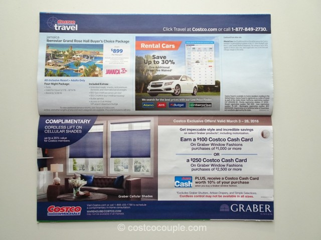 Costco March 2016 Coupon Book 12