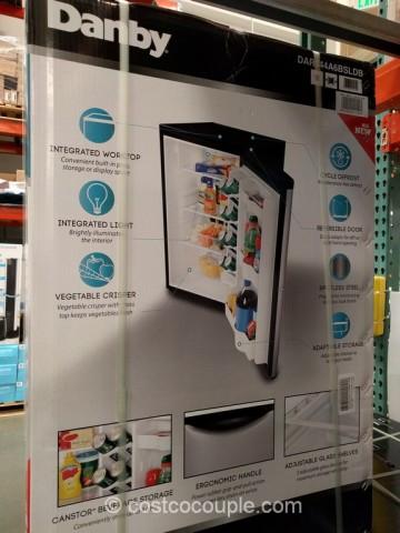 Danby Refrigerator Model Dar044a6bsldb