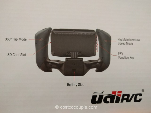 Discover FPV High Performance RC Quadcopter Costco 6