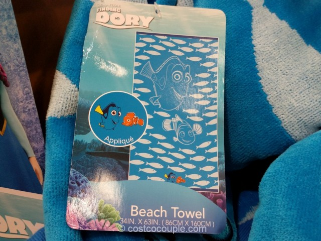 Embroidered Beach Towels Costco 5