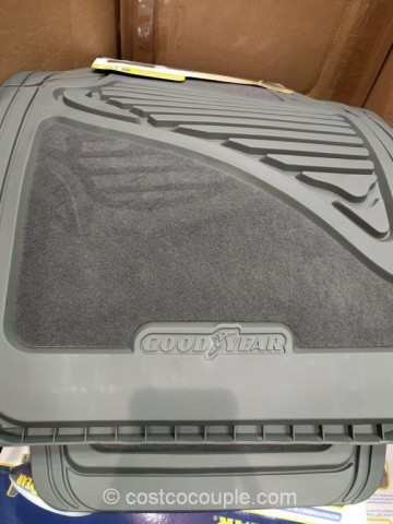 GoodYear 4-Piece Car Mat Set Costco 4
