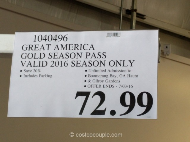 Great america tickets coupons 2018