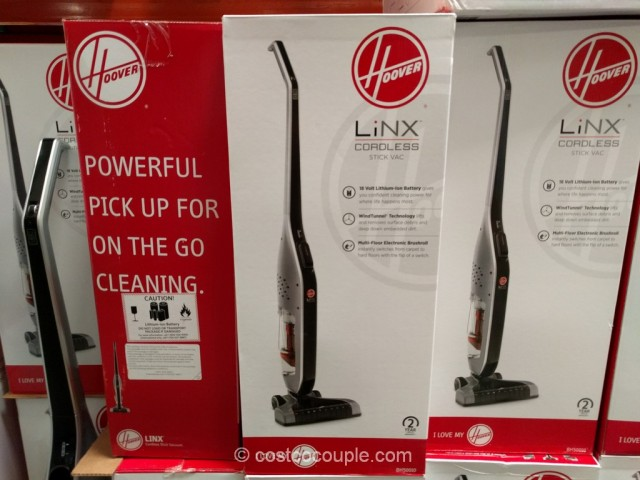 Hoover Linz Cordless Stick Vacuum