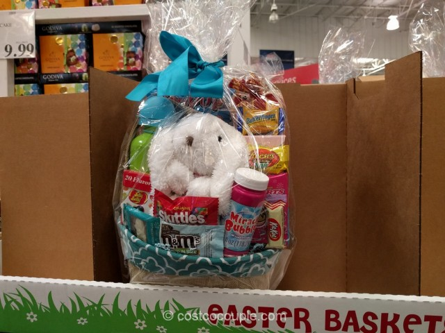 Houdini Canvas Easter Basket Costco 2