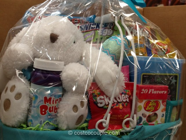 Houdini Canvas Easter Basket Costco 3