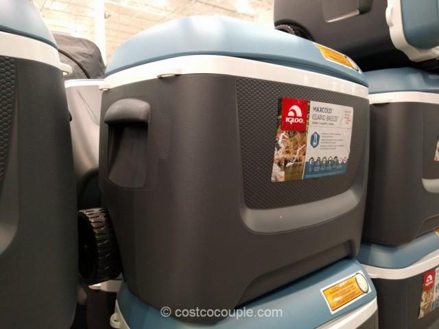 Igloo Maxcold Island Breeze Rolling Cooler Costco 3