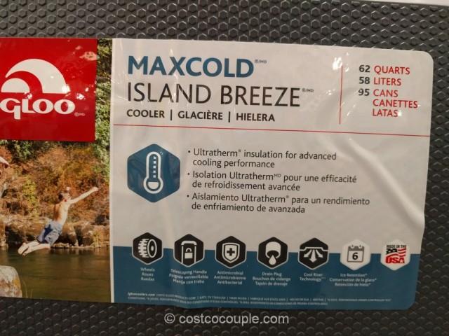 Igloo Maxcold Island Breeze Rolling Cooler Costco 5