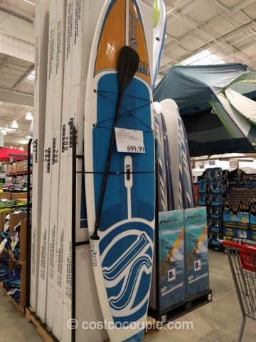 Jimmy Styks 208 Hybrid Stand-Up Paddle Board Costco 2