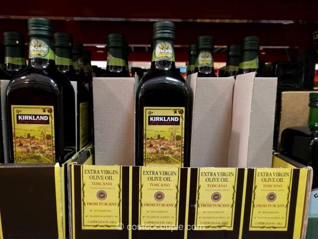 Kirkland Signature Tuscan Extra Virgin Olive Oil Costco 2