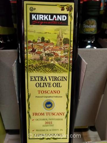 Kirkland Signature Tuscan Extra Virgin Olive Oil Costco 3