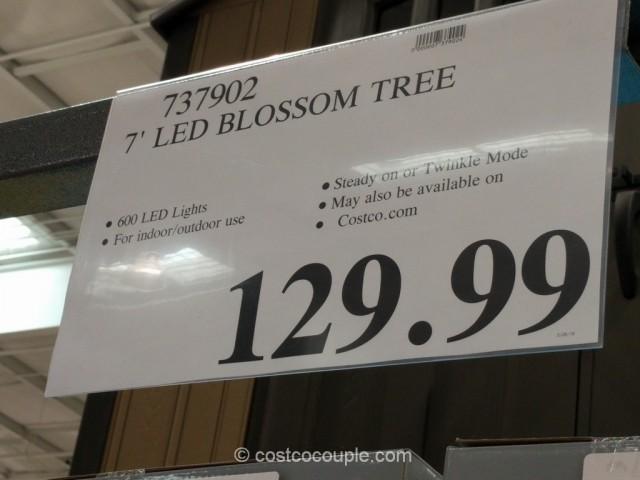 LED Blossom Tree Costco 7