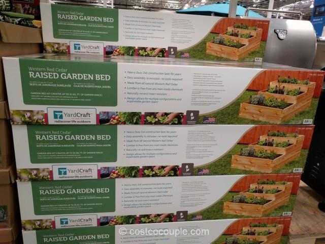 Lapp Structures Raised Garden Bed Costco 2