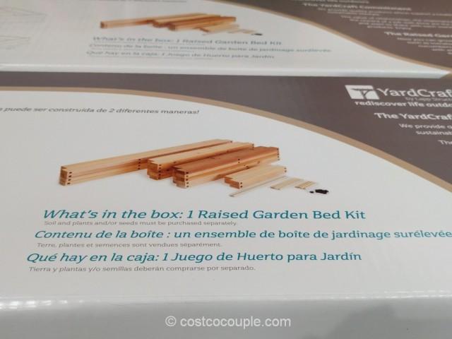 Lapp Structures Raised Garden Bed Costco 5
