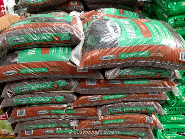 Liberty Tire Rubber Mulch