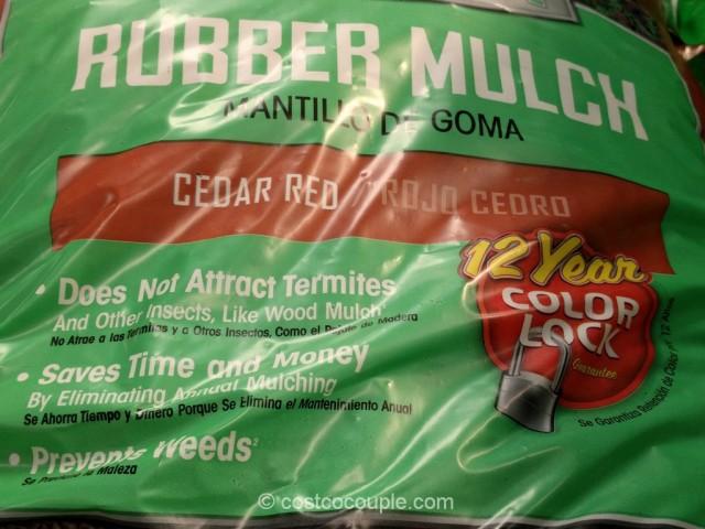 Liberty Tire Rubber Mulch Costco 4