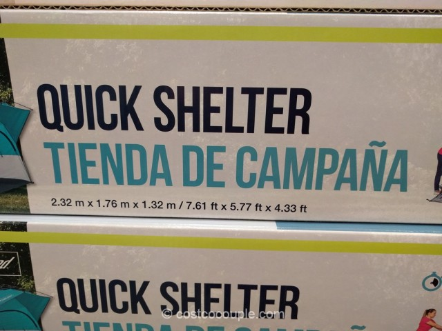 Lightspeed Quick Shelter Costco 4