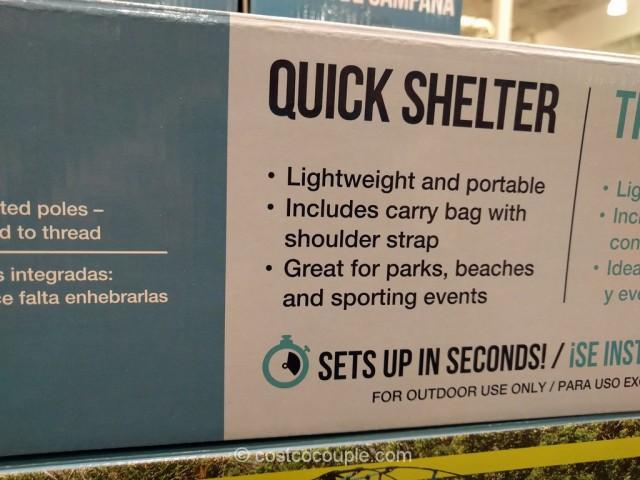 Lightspeed Quick Shelter Costco 8
