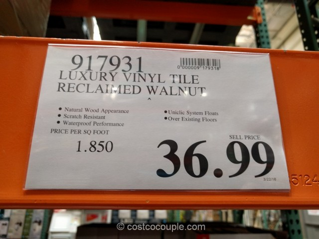 Luxury Vinyl Plank Costco 1