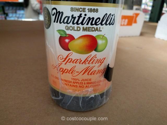 Martinellis Sparking Apple Mango Costco 2