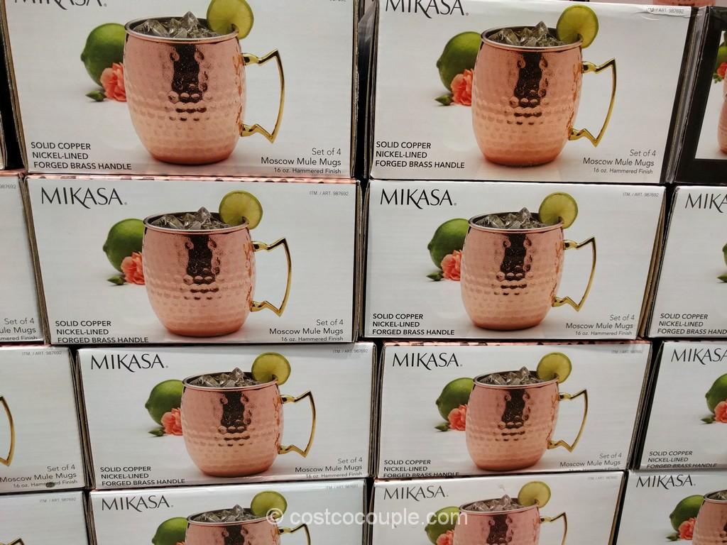 Mikasa Moscow Mule Mugs Costco 2