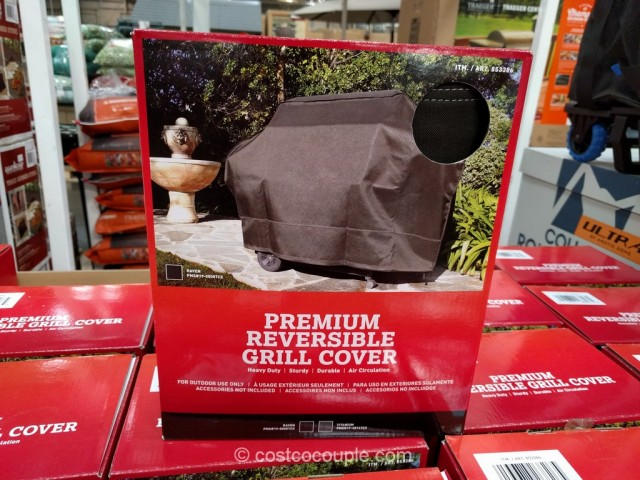 Costco Bbq Grills >> Reversible BBQ Grill Cover