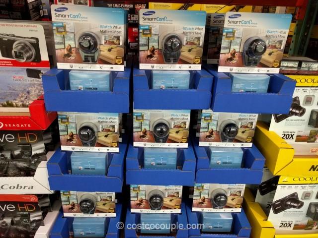 Samsung SmartCam HD Plus Home Monitoring Camera Costco 2