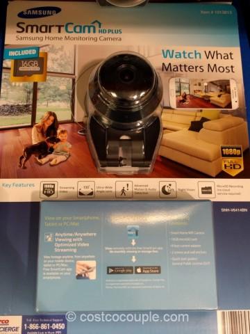 Samsung SmartCam HD Plus Home Monitoring Camera Costco 3