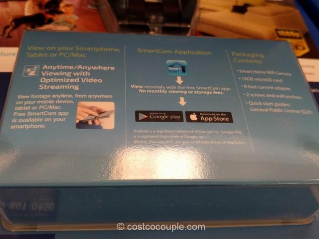 Samsung SmartCam HD Plus Home Monitoring Camera Costco 4