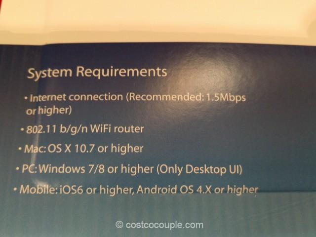 Samsung SmartCam HD Plus Home Monitoring Camera Costco 6