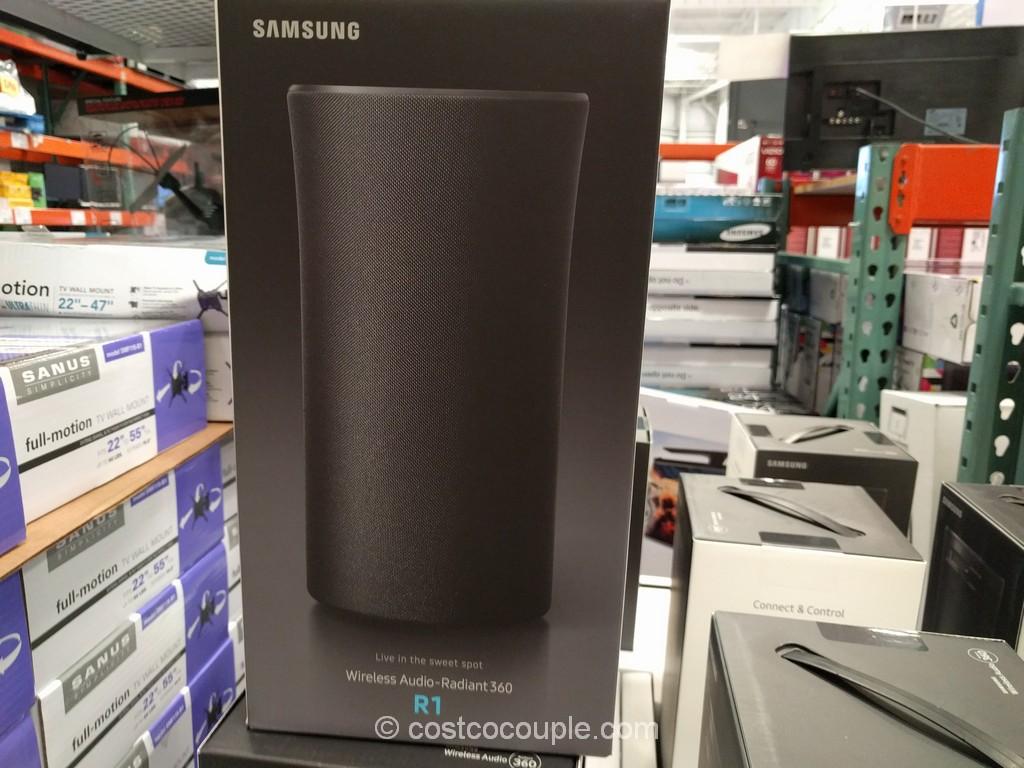 Samsung Wireless R1 Speaaker Costco 3