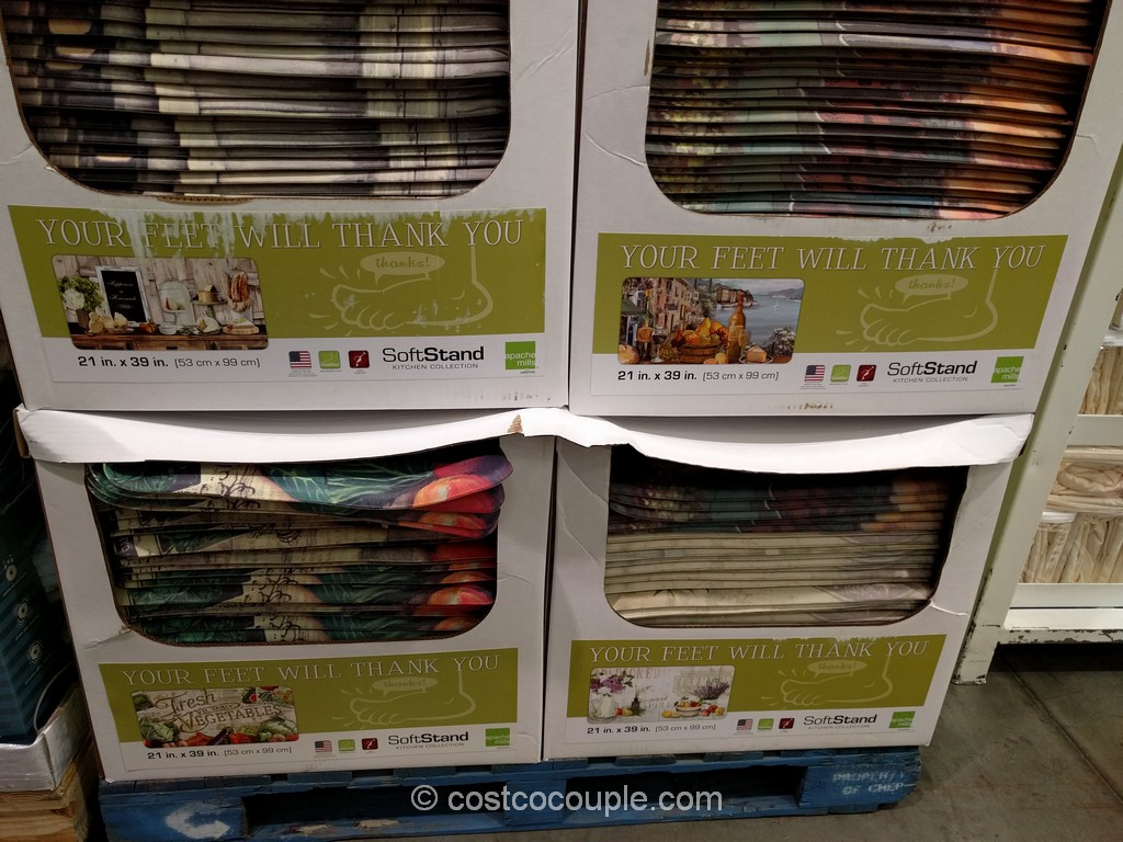 Soft Stand Kitchen Mat Costco 2