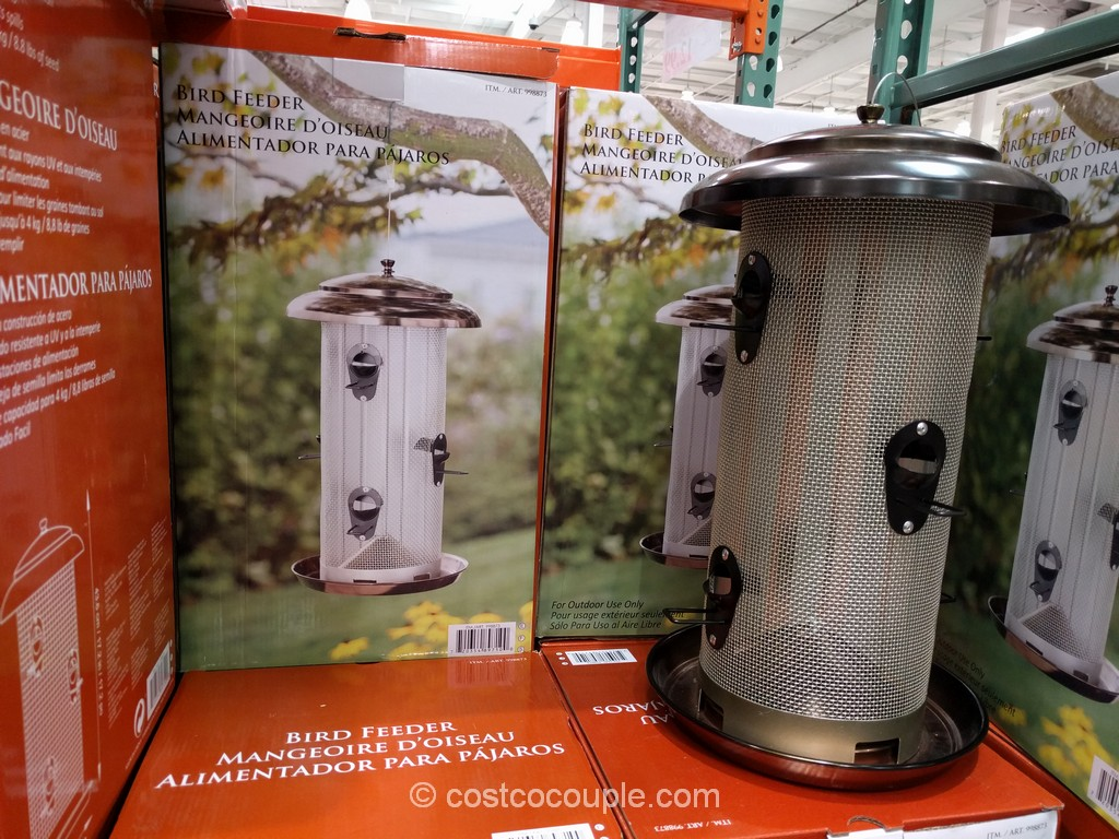 Stylecraft Bird Feeder Costco 5