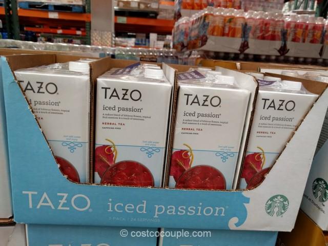 Tazo Iced Passion Tea