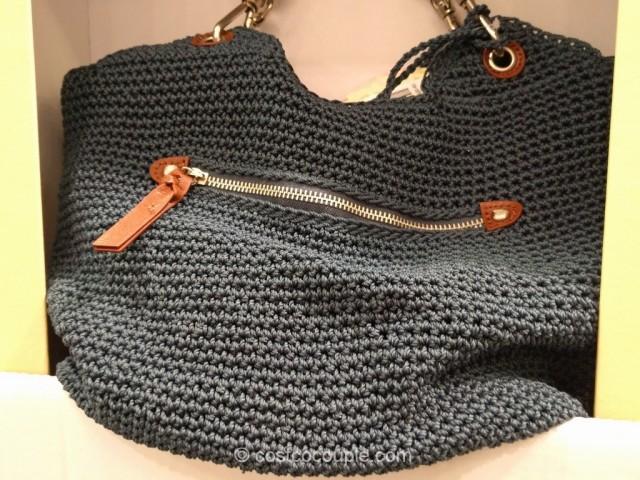 The Sak Indio Crochet Satchel