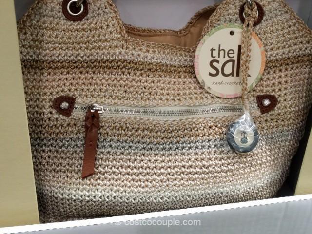 The Sak Indio Crochet Satchel Costco 3