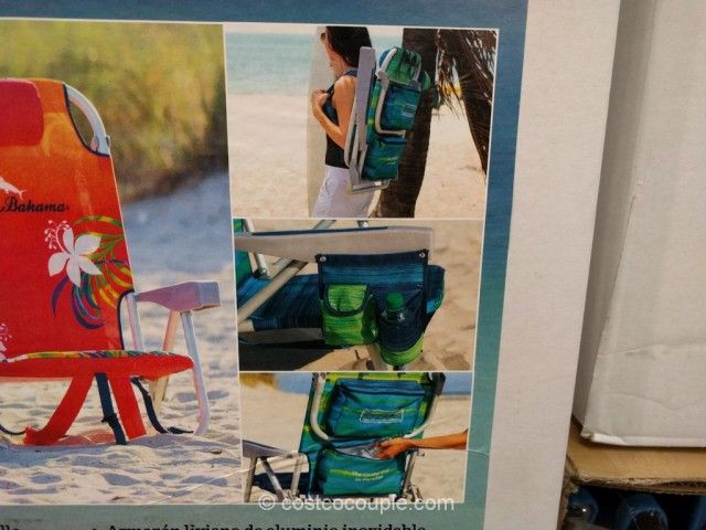 Tommy Bahama Backpack Beach Chair Costco 4
