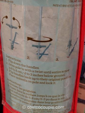 Tommy Bahama Beach Umbrella Costco 5