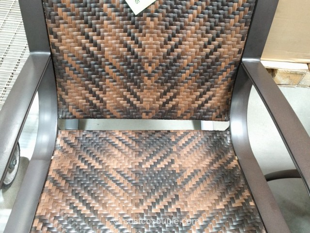 3-Piece Woven Rocker Set Costco 6