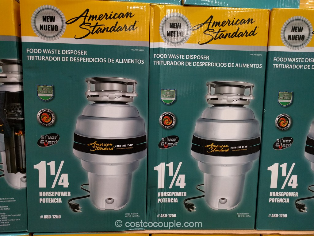 American Standard Food Waste Disposer Costco 4