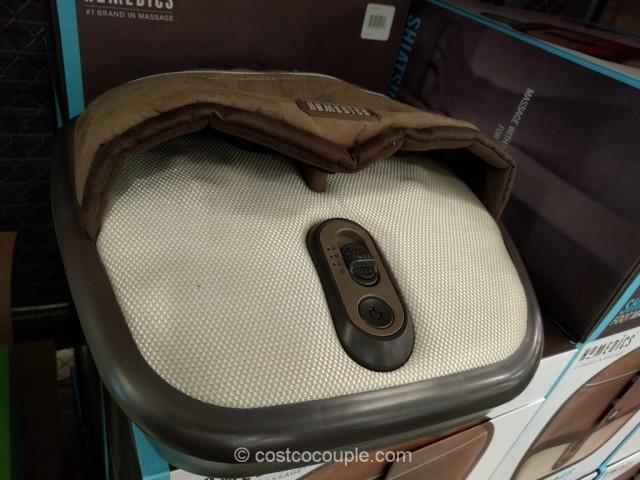 Homedics Shiatsu + Air Foot Massager Costco 3