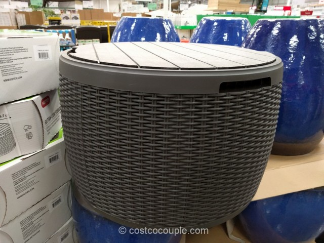 Keter Outdoor Storage Unit Costco 2