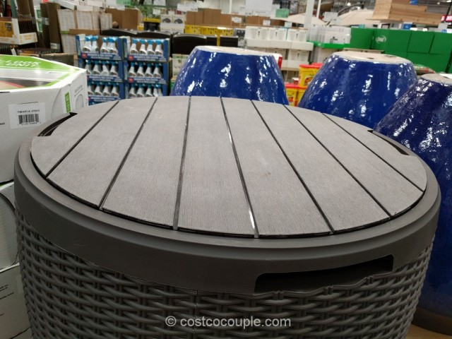Keter Outdoor Storage Unit Costco 4