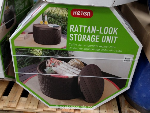 Keter Outdoor Storage Unit Costco 6