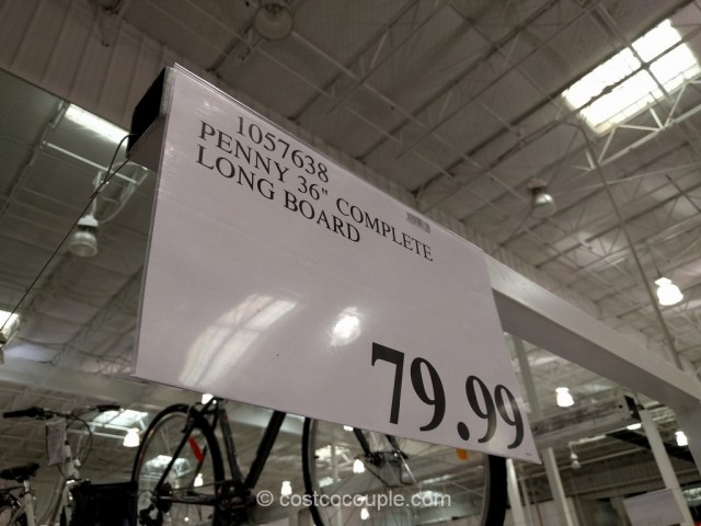 Penny 36-Inch Longboard Costco 1