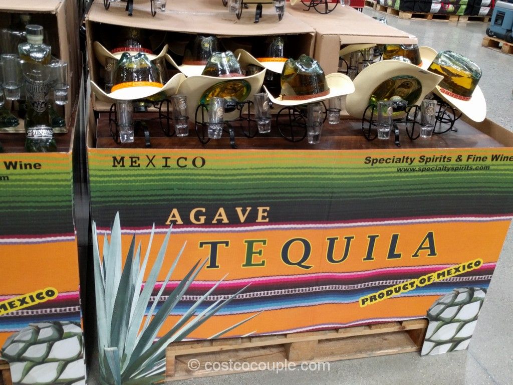 Rodeo Hat Tequila Reposado Costco 2