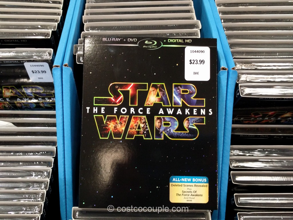 Star Wars The Force Awakens Costco 1
