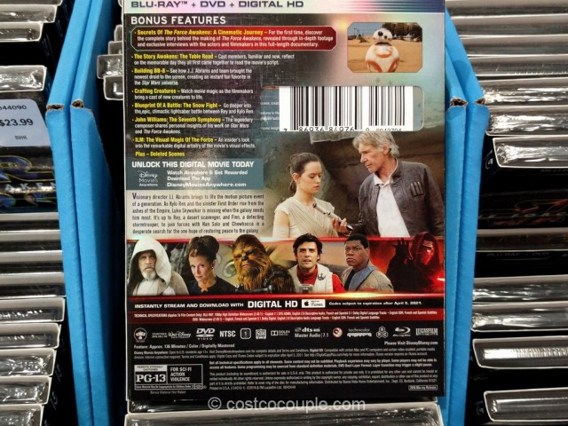 Star Wars The Force Awakens Costco 2