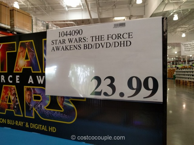 Star Wars The Force Awakens Costco 3