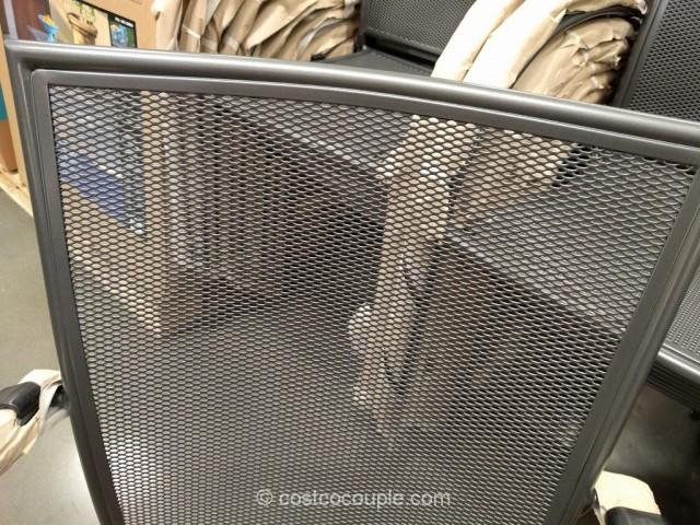Sunvilla Stacking Bistro Chair Costco 4