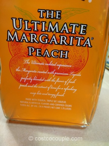 1800 Ultimate Peach Margarita Costco 4
